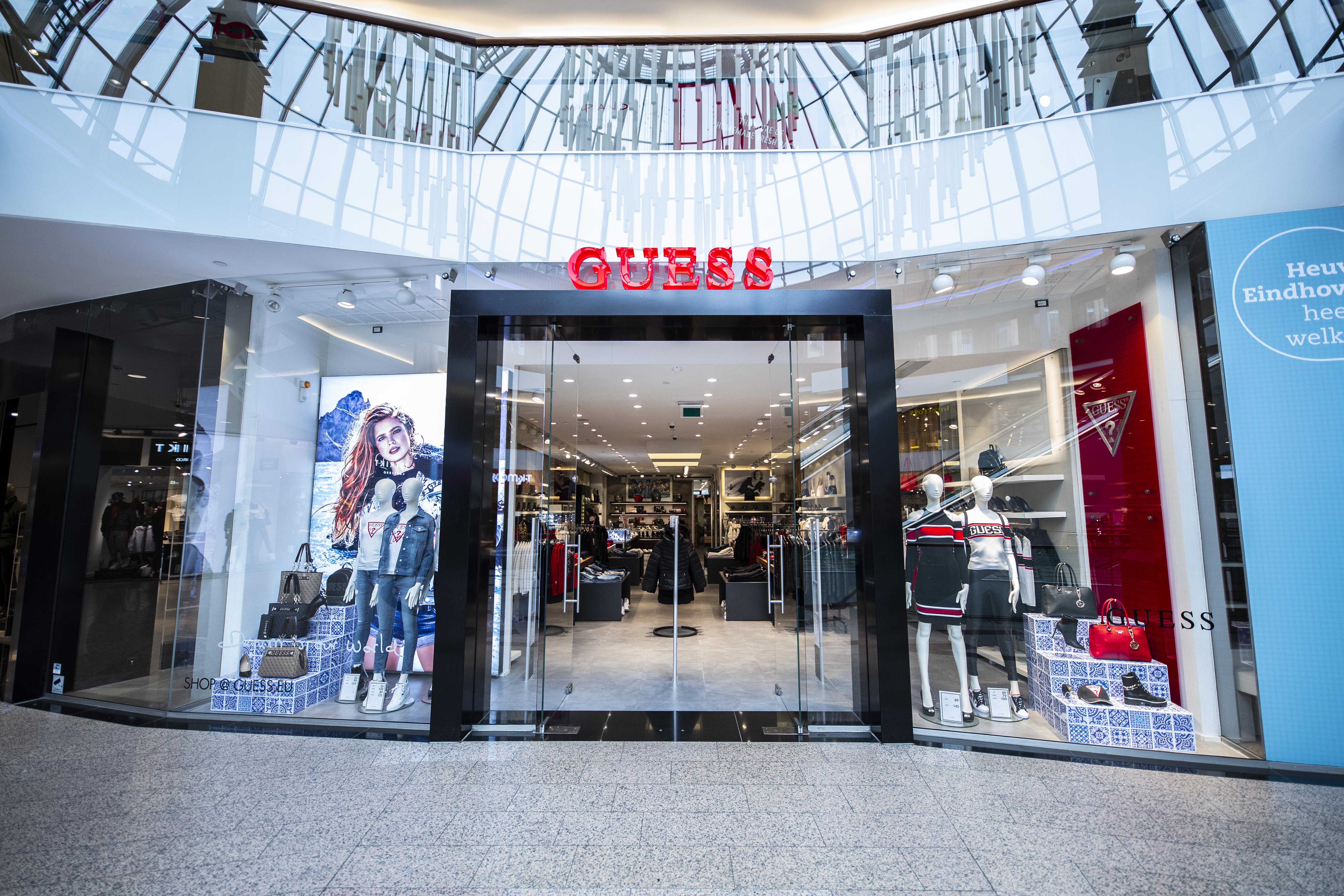 Winkelcentrum Eindhoven | Guess