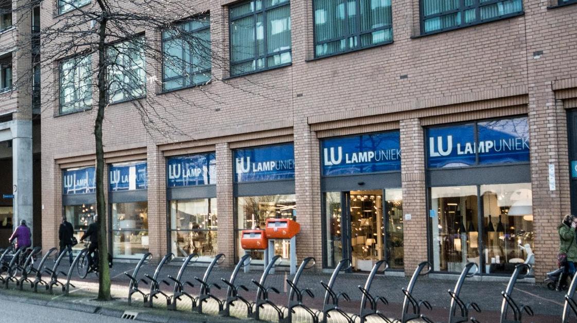 Lampen Ekkersrijt Eindhoven : Winkelcentrum eindhoven lampuniek